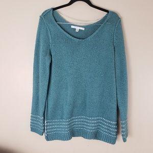 LC Lauren Conrad Oversized Sweater Size Large G19